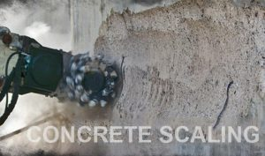 concrete scaling banner