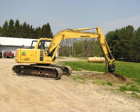 Trenching & Pipeline Application 7