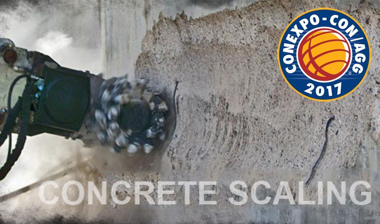 Concrete Scaling slider