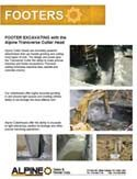 Download the Footer Excavation Application Sheet