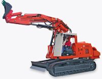 Tunex bucket Tunnel Excavators