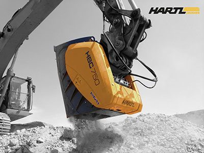 hartl-crusher hbc 750